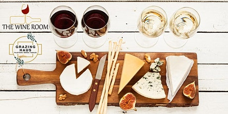 Wine & Cheese Pairing tickets