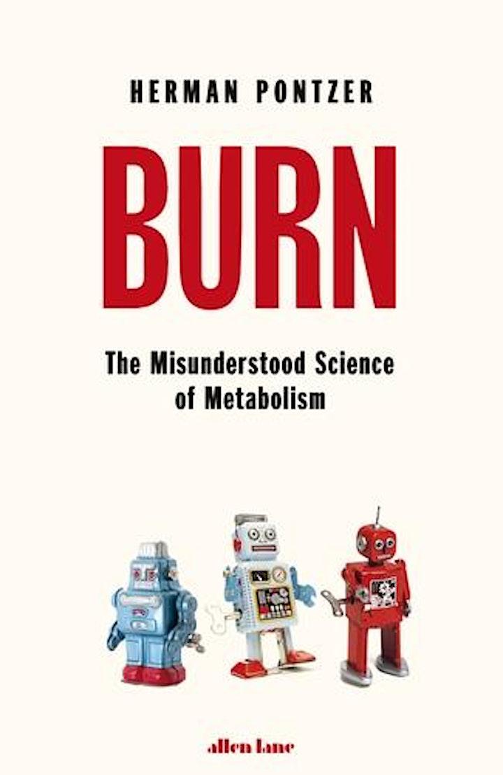 The Misunderstood Science of Metabolism    Duke Professor Herman Pontzer image