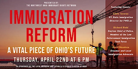 Immigration Reform: A Vital Piece of Ohio's Future tickets