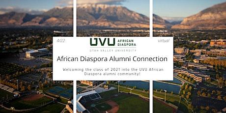 UVU African Diaspora Alumni Connection tickets