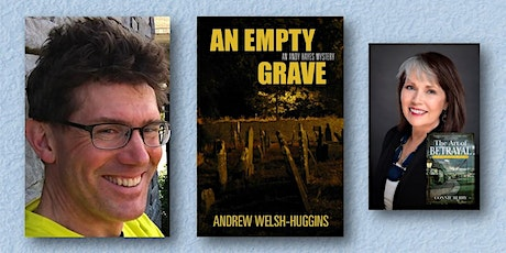 Two Mystery Writers in Conversation: Andrew Welsh-Huggins and Connie Berry! tickets