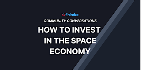 Space: The Final Investment Frontier tickets