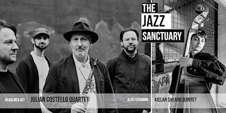 Julian Costello Quartet Plus Kielan Sheard Quintet tickets
