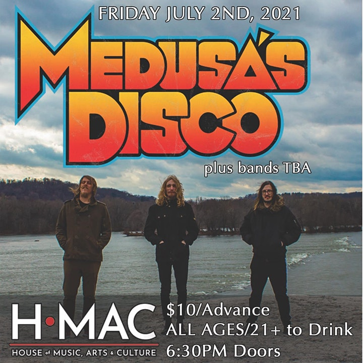 Medusa's Disco at HMAC image
