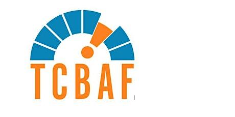 April TCBAF Community Meeting biglietti