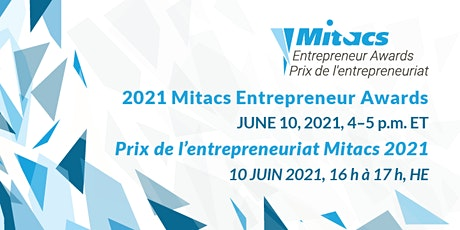 2021 Mitacs Entrepreneur Awards Ceremony tickets