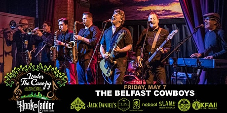 The Belfast Cowboys - Album Release tickets