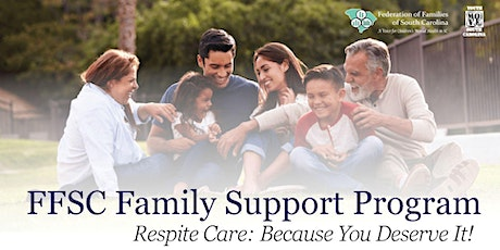 April Respite Care: Because You Deserve It! tickets