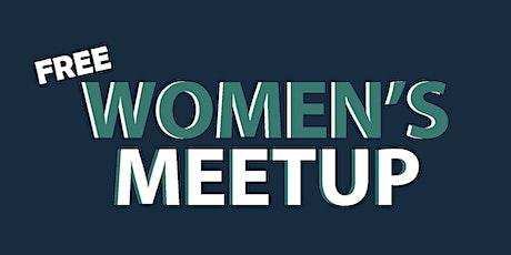 Newcomer Women's Meetup Tickets