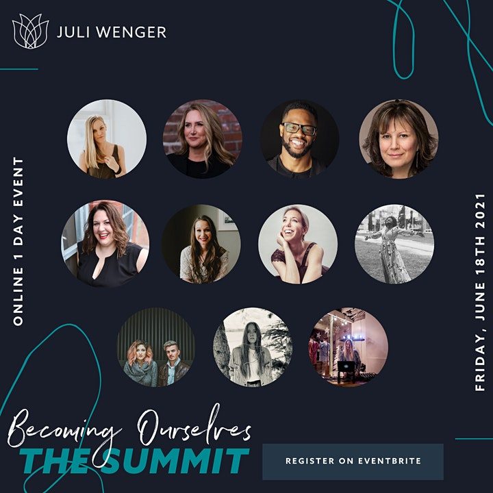 Becoming Ourselves The Summit image