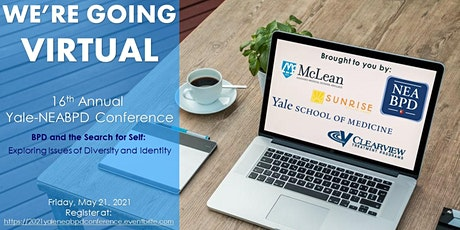 16th Annual Yale NEA BPD Conference: BPD and the Search for Self tickets