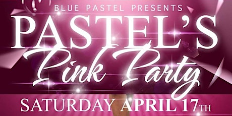 Pastel's Pink Party tickets