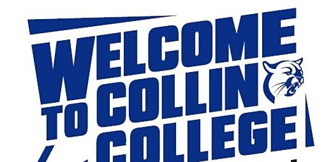 Collin College New Student Orientation-Virtual In-Person Session-July 30 tickets