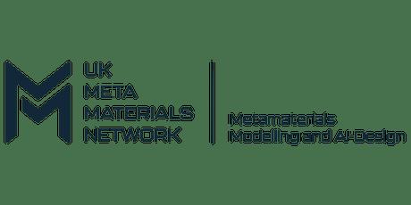 Metamaterials Modelling showcase - part 2 tickets