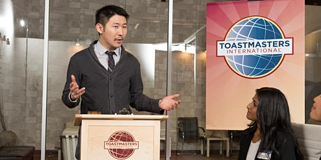 Public Speaking-Oratory Authority Toastmasters tickets