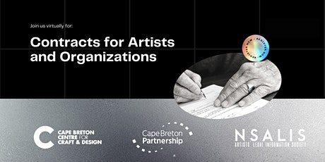 Contracts for Artists and Organizations tickets