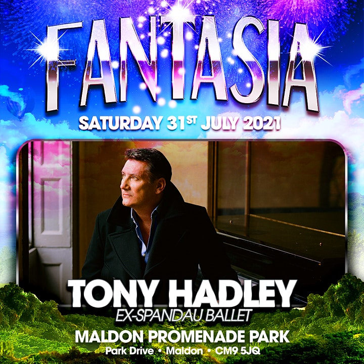 FANTASIA feat Tony Hadley,Peter Andre,Boyzlife image