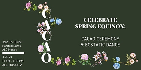 Cacao &  Ecstatic Dance tickets