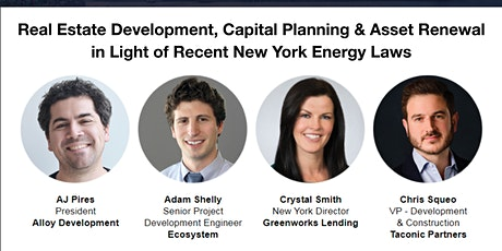 Real Estate Development & Asset Renewal in Light of Recent NY Energy Laws tickets
