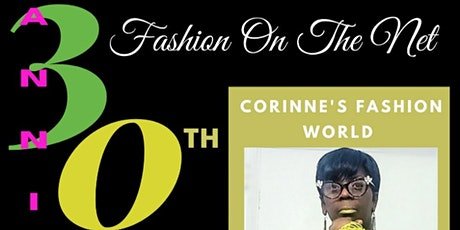 Corinnes Fashion World 30th Anniversary Fashion Show and Concert tickets