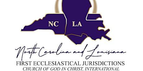 North Carolina First Ecclesiastical Jurisdiction Holy Convocation tickets