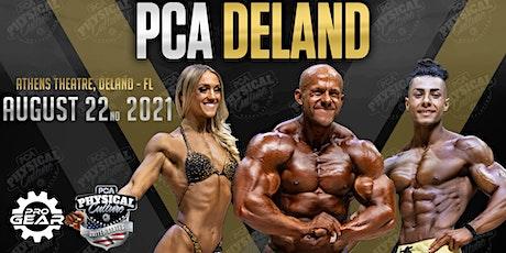 PCA Deland 2021(FL east coast) tickets