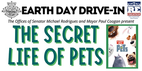 Earth Day Drive-In: The Secret Life of Pets tickets