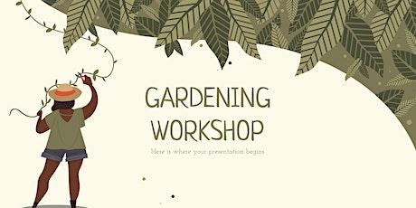 Town of Souris Garden Workshop tickets
