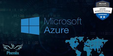 Microsoft Azure Administration Course | M-AZ103 tickets