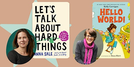 Anna Sale: Let's Talk About Hard Things, in conversation w/ Kelly Corrigan tickets