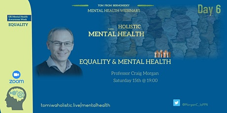 Equality and Mental Health tickets
