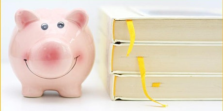 Fund Your Book Masterclass: Get Paid To Publish Your Book - Fortaleza ingressos