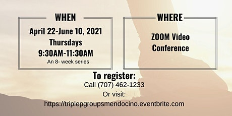 Triple P Parenting Group - ZOOM Video Conference[ April 22-June 10, 2021] tickets
