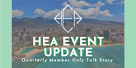 A Conversation with Governor Ige | Quarterly Talk Story tickets
