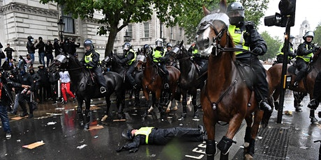 Protest and police brutality: can legal action ever safeguard our rights? tickets