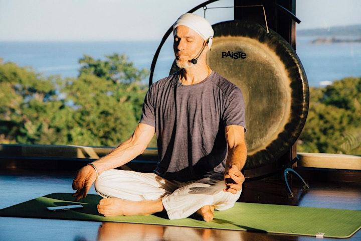 Tommy Rosen: Becoming a Yogi: addiction, vitality & relaxation image