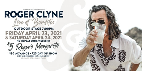 Roger Clyne Live at Banditos Friday, April 23 tickets