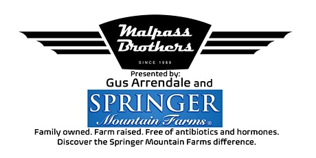 Malpass Brothers: Presented by Gus Arrendale and  Springer Mountain Farms tickets
