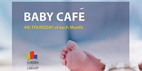 Baby Café tickets