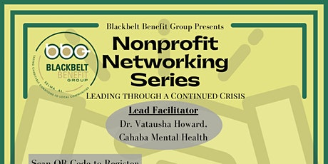 Nonprofit Networking Series: Leading Through a Continued Crisis tickets