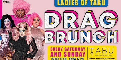 Ladies of Tabu Drag Brunch tickets