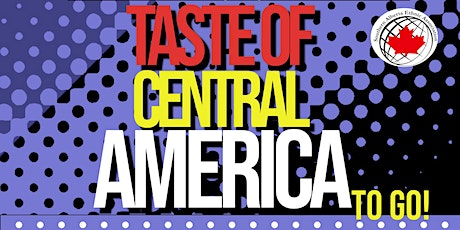 Taste of Central America tickets