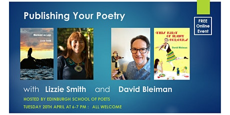 Publishing your Poetry tickets