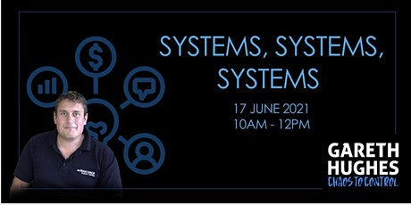 Systems, systems, systems tickets