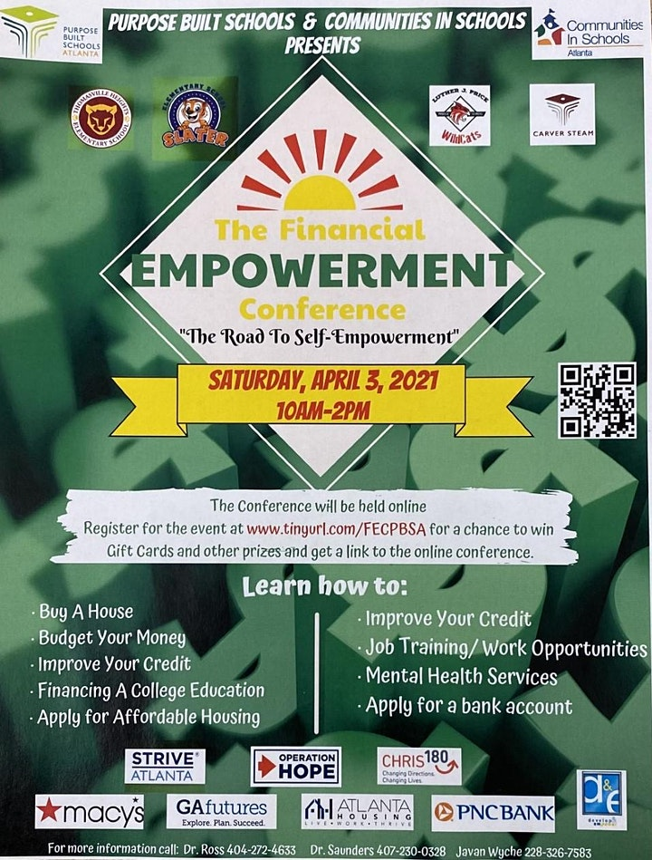 Financial Empowerment Conference image