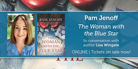 """Pam Jenoff presents """"The Woman with the Blue Star"""" w/ Lisa Wingate tickets"""