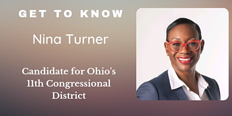 United Methodists - Get to Know Nina Turner tickets