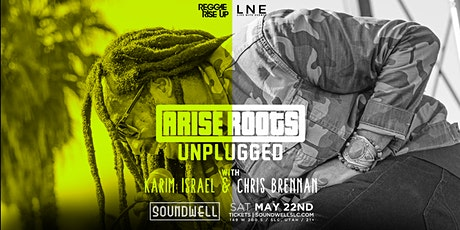 Arise Roots at Soundwell tickets