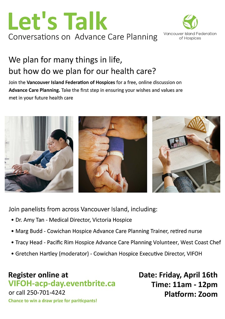 Let's Talk: Conversations on Advance Care Planning image