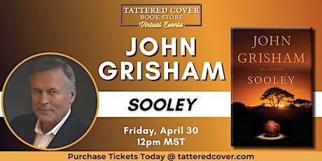 Live Stream with John Grisham tickets
